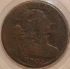 1805 S269 R1 Draped Bust Large Cent PCGS VG8