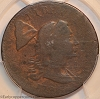 1794 S18b R4 Liberty Cap Large Cent Head of 1793 PCGS G4