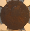 1794 S18b R4 Liberty Cap Large Cent Head of 1793 NGC VG