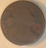 1799 S189 R2 Draped Bust Large Cent ANACS FR2 FULL REVERSE BROCKAGE!