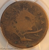 1786 New Jersey No Coulter M12-G W4790 PCGS G4 Jim Rehmus Collection