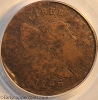 1796 C2 R4 Liberty Cap Half Cent PCGS Genuine Mark Palmer Collection