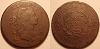 1796 S102 R4 Draped Bust Large Cent Raw VF35 net F15