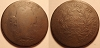 1796 S117 R5+ Draped Bust Large Cent Raw AG3+ net FR2