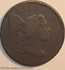 MSB 33% OFF 1794 S29 R2 Liberty Cap Large Cent Head of 1794 Raw VG10 net VG8