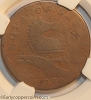 1786 New Jersey M15-T W4825 Narrow Shield Straight Beam NGC G4 Jim Rehmus