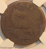 1786 New Jersey M14-T W4825 Narrow Shield Straight Beam NGC G6 Jim Rehmus