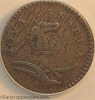 1786 New Jersey M23-R W4945 Narrow Shield Curved Beam ANACS F12 Jim Rehmus