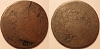 1796 S113 R5 Draped Bust Large cent Raw AG3 net FR2 RWH Collection