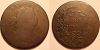 1796 S116 R5- Draped Bust Large cent Raw G6 net G4 RWH Collection