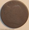 1794 S34 R5+ TDS Liberty Cap Large Cent Head of 1794 Raw AG3 net FR2 Steve Katz