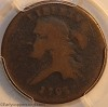 1793 C4 R3 Liberty Cap Half Cent PCGS G4 Mark Palmer Collection