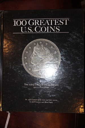 Books Two Volume Set 100 Greatest Coins and Paper Money Hardbacks